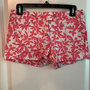 J-crew patterned shorts